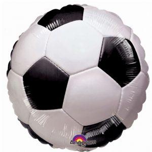 balionas futbolo kamuolys