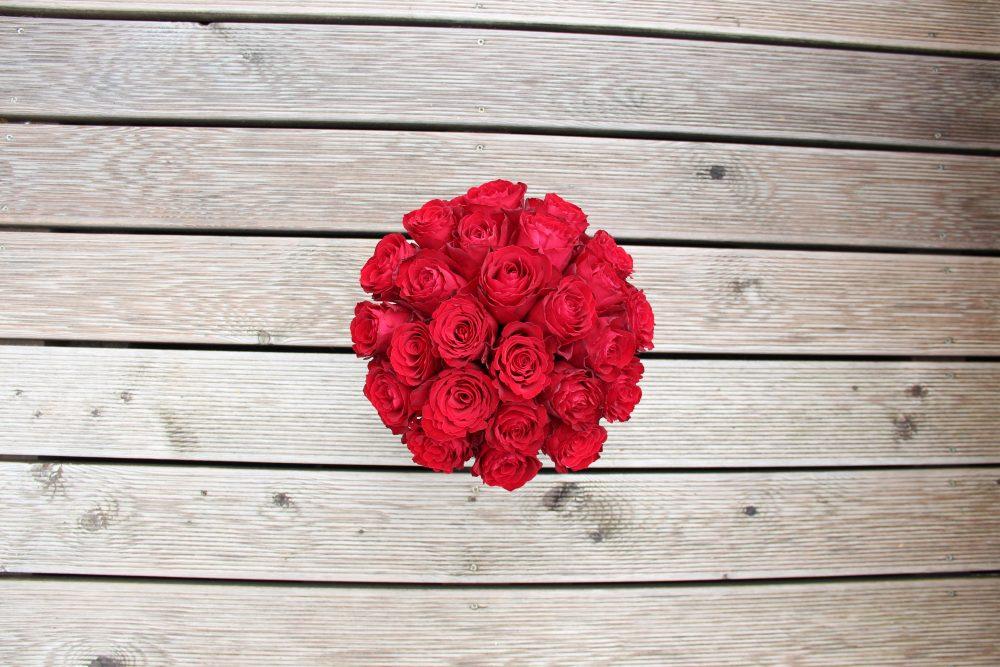 Rhodos rožių dėžutė