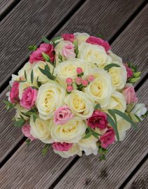 Įvairių gėlių dėžutė #7