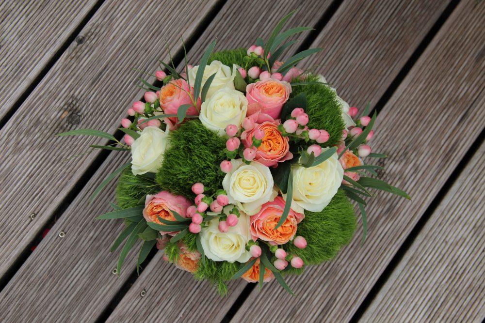 Įvairių gėlių dėžutė #8